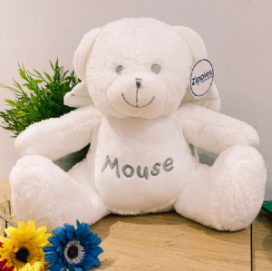 Personalised Angel Teddy Bear